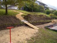 Aussenanlagen - Geislingen - Terrasse - Garten - Terrassengarten - Gartenpflege